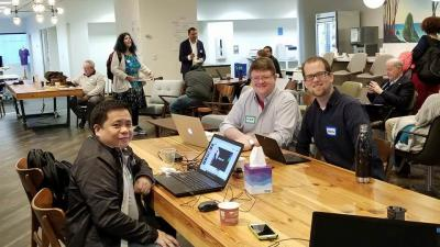 My Experience at  the 2018 LSCITCon Hackathon