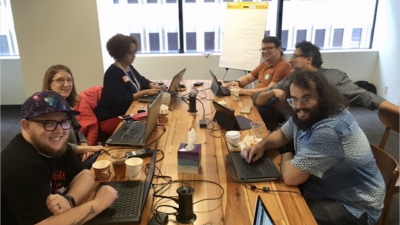 Jan 2018 Legal Aid Hackathon